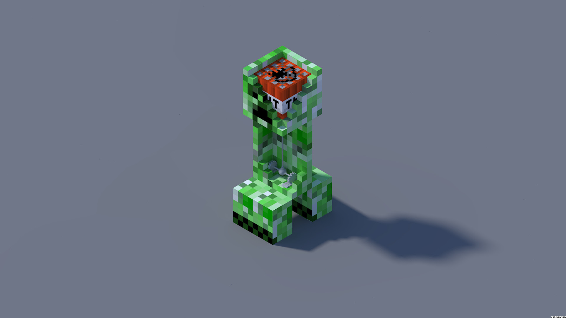 Minecraft Creeper Wallpaper (76+ images)