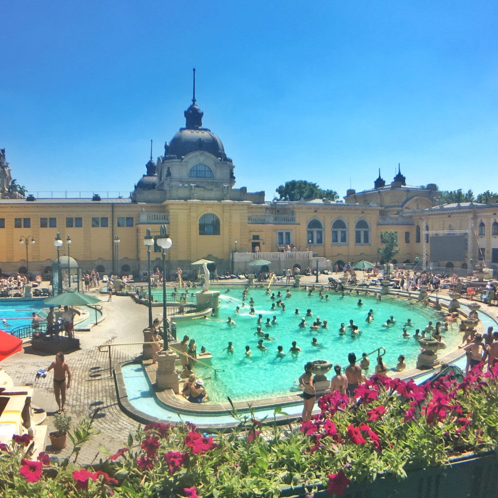 Places You Must Visit In Budapest Spa