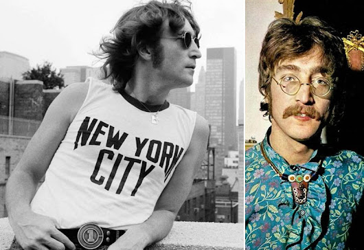 The Beatles Biographer Reveals The Truth About John Lennon's Fake Moustache