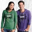 Design A Hooded T-Shirt For All Seasons