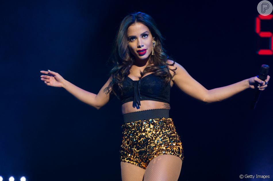 Anitta fez show no tradicional Royal Albert Hall, em Londres, nesta quinta-feira, 28 de junho de 2018, e encerrou a turnê pela Europa