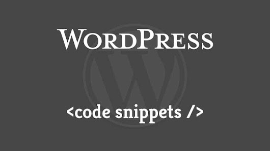 Cómo pasar un parámetro o variable a un filtro de WordPress