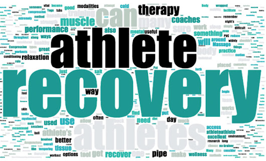 Recovery Strategies For Today's Athletes