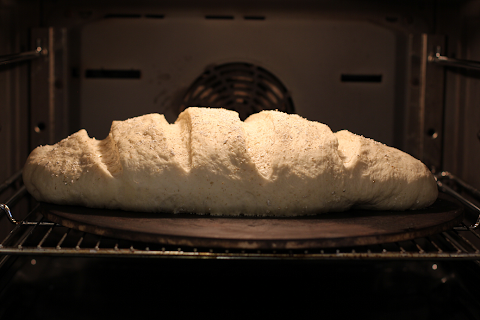 How To Bake Bread On A Pizza Stone
