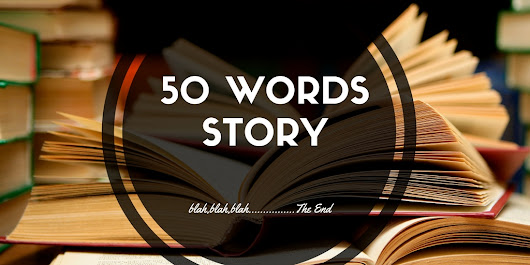 Fifty Words Story – Book Fest Award