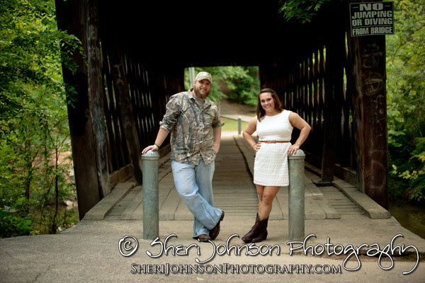 Pooles Mill Park Engagement Ball Ground GA
