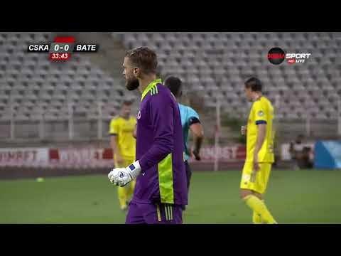 ЦСКА София - БАТЕ Борисов 2:0 (Репортаж)