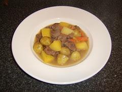 Scottish Venison and Vegetable Stew
