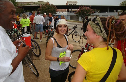 A Better Shreveport Candidates Bike Ride by trudeau