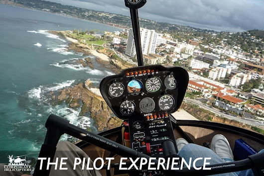New: 'The Pilot Experience Tour' allows you to fly a helicopter - Corporate Helicopters