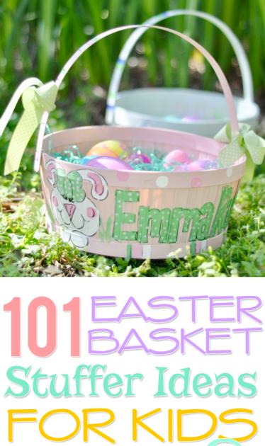 Easter Basket Ideas For Kid