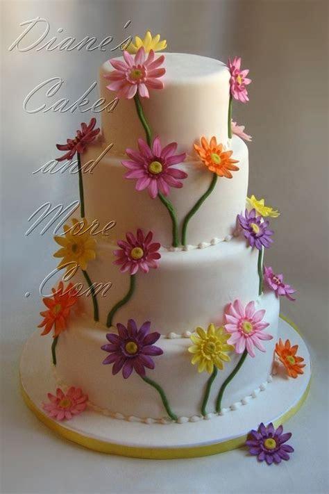 17 Best ideas about Daisy Wedding Cakes on Pinterest