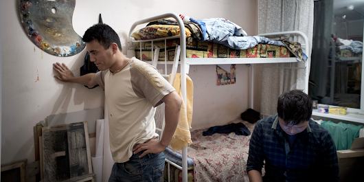 23 photos inside dreary Moscow dorms show what college life is like in Russia