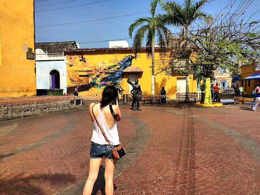 A Quick Guide to Solo Travel in Cartagena - The Pin the Map Project