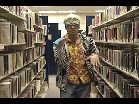 #FunFriday: The Dewey Decimal Rap