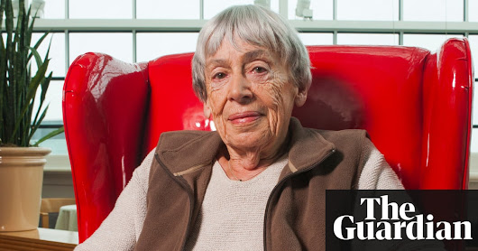 Ursula K Le Guin, sci-fi and fantasy author, dies aged 88 | Books | The Guardian