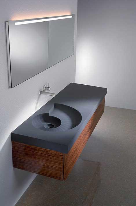 lavabos, ideas, decoracion, diseño, baños