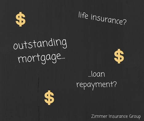 Can an existing life insurance policy be used to repay an outstanding mortgage loan? - Zimmer Insurance Group