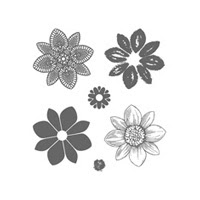 Petal Potpourri Clear Stamp Set by Stampin' Up!