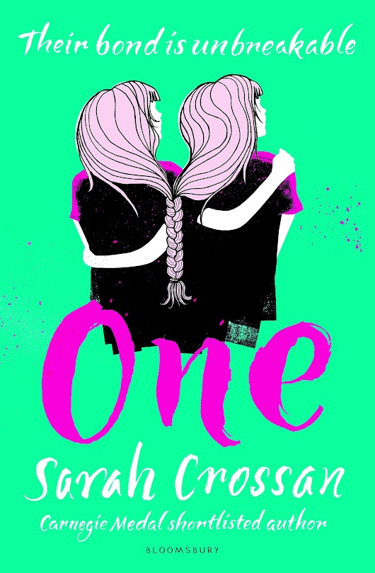 One-Sarah Crossan Book Review/thoughts and feelings