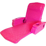 Super Soft Super-Soft Adjustable Recliner Flamingo Pink