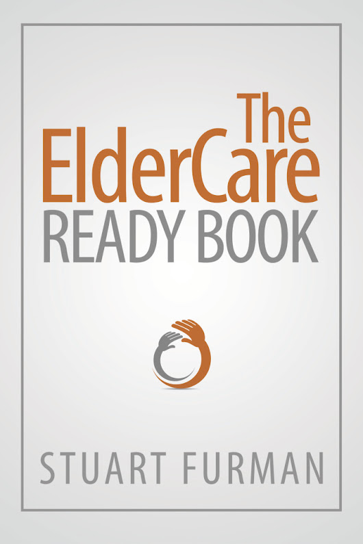 I Am A Published Author! - ElderCare Ready Journal