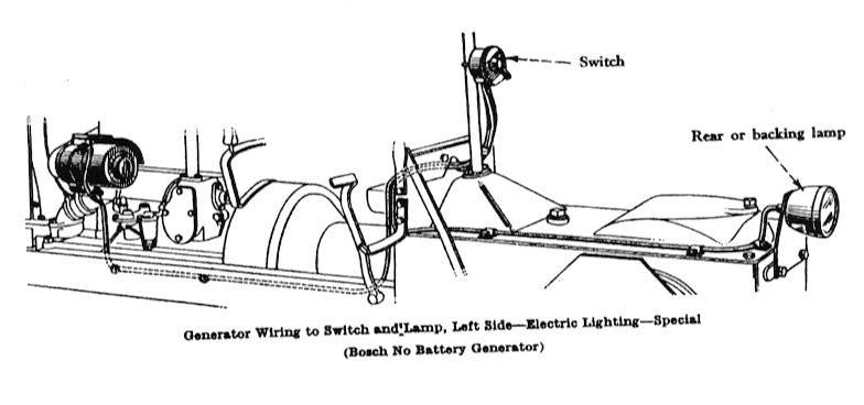 Bosch Generator Wiring Diagram