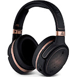 Audeze Mobius Bluetooth Wireless Over-Ear Headphones with Mic - Copper