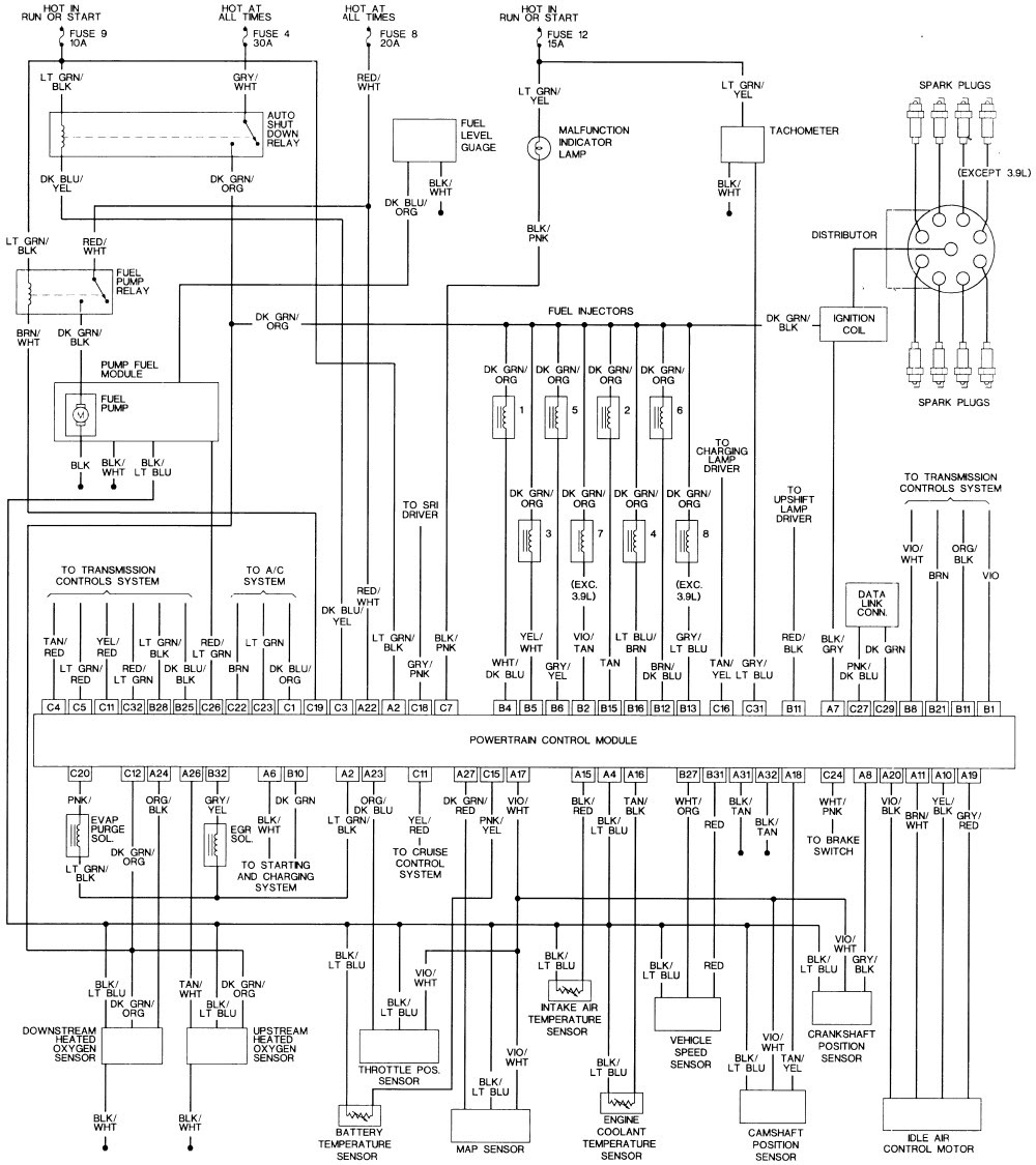1987 Dodge D150 Wiring Diagram Pictures