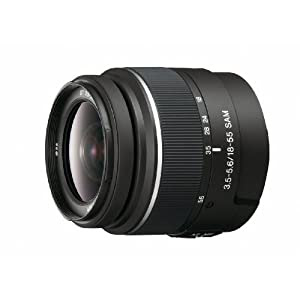 sony alpha nex 18-55 lens