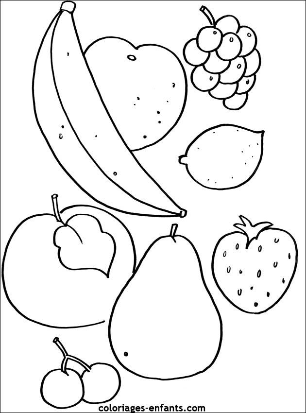 Index Of Rubrique Natureimagescoloriagesfruits Legumes