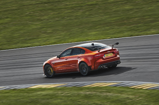 JAGUAR XE SV PROJECT 8 - Jaguar XE Forums