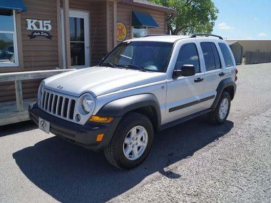 Used 2006 Jeep Liberty Sport 4WD for Sale in Derby KS 67037 K-15 Auto Sales