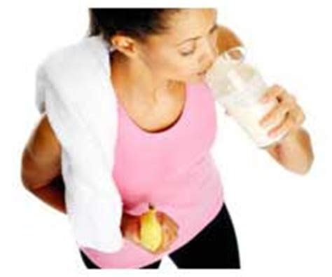drink protein shakes    workout