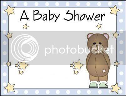 Baby Shower: Free Printable Invitations.