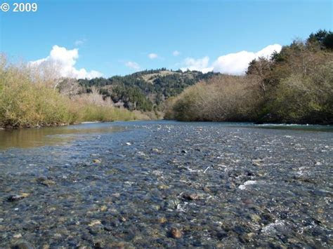 Photo : Brookings Pistol River And Gold Beach Or Real