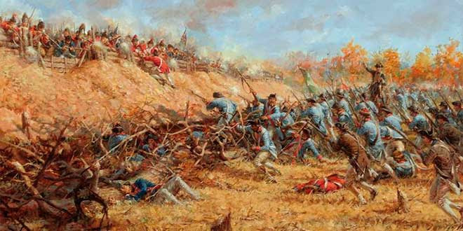 batalla saratoga