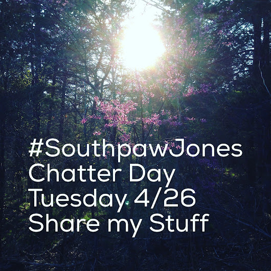 How to Celebrate Chatter Day - Southpaw Jones