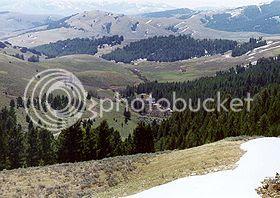 Lemhi Pass Montana