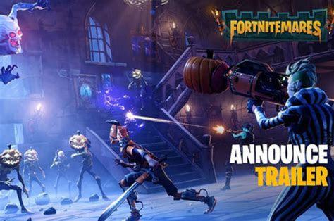 fortnite battle royale halloween event confirmed spooky