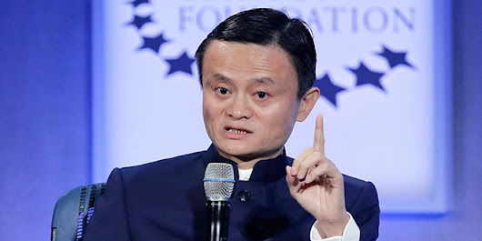 Alibaba's Founder on Why His Company Is Killing It in China | WIRED
