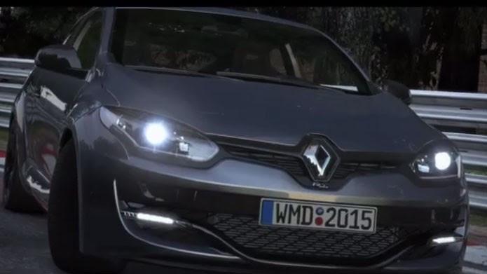 Project Cars destaca veículos da Renault (Foto: Divulgação)