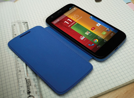 Motorola Moto G is now available in the UK, starting at £135