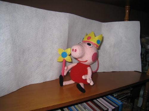 Amugurumi Peppa Pig