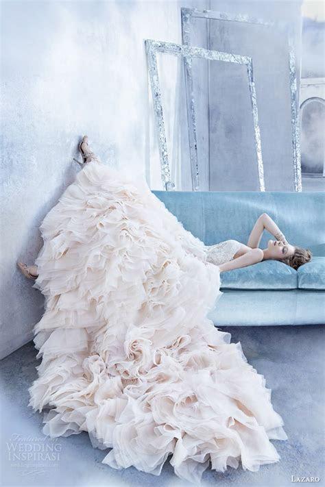 Lazaro Fall 2014 Wedding Dresses   Wedding Inspirasi