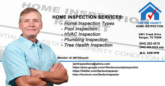 HVAC Home Inspection Denton Service | Denton Home Inspection