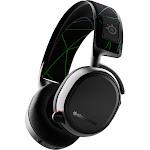 SteelSeries Arctis 9X Bluetooth Wireless Over-Ear Headset - Bi-Directional - Black