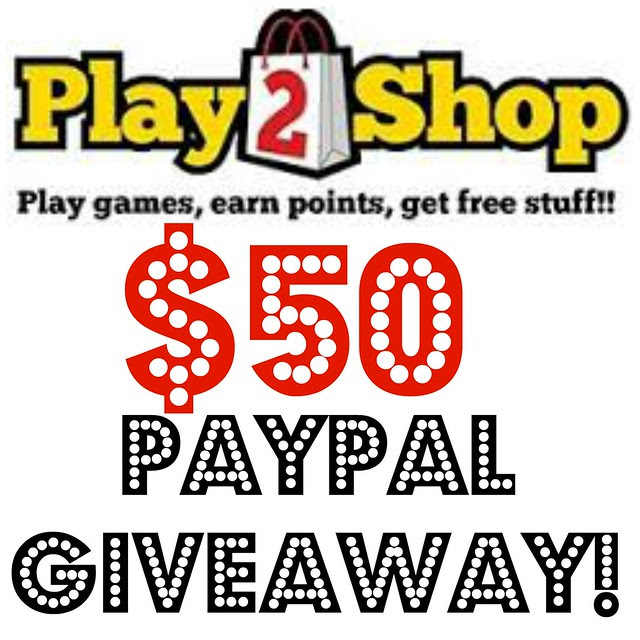 Play2Shop Giveaway