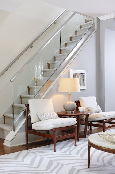 Gray Paint - Contemporary - living room - Para Paints Courtyard ...