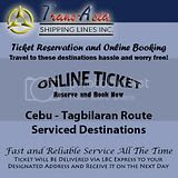 Trans-Asia Shipping Cebu-Tagbilaran Route